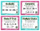5.OA.1 Task Cards: Order of Operations