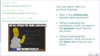 5.OA.2 SMART Board Lessons [102 Slides, ~1 week of instruction]