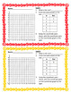 5.OA.3 and 5.G.1 (Input Output Table/Coordinate Plane) Differentiated Worksheet
