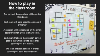 5.OA Connect 4 Review Activity