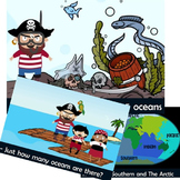 5 Oceans Song