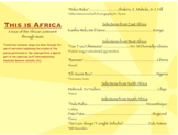 5 Outstanding, Organized & Tested Concert Programs (Pack 1 - Multicultural)