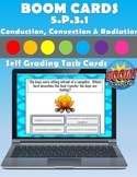 5.P.3.1 Conduction, Convection and Radiation Boom Cards Di