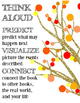 """5 POSTERS - READ & WRITE STRATEGIES - 8.5""""x11"""" - concise clear colorful"""
