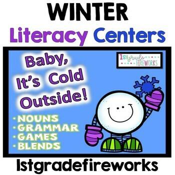 Winter Wonderland  Bundle of Fun Activities