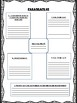 5 Paragraph Biography Outline w. Rubric - Easy, Guided Introduction to the Essay