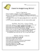 5-Paragraph Character Analysis Essay (with rubric)