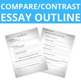 5 Paragraph Compare/Contrast Essay Outline