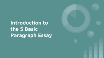 5 Paragraph Essay Guide and Powerpoint