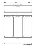 5 Paragraph Essay Outline - PDF File