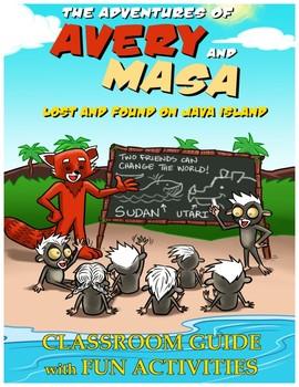 Avery and Masa Classroom Guide: Java Island - FREE VERSION
