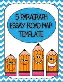 5 Paragraph Essay Template