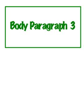 5 Part Essay Bulletin Board