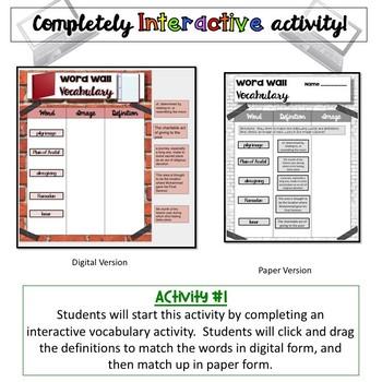 Classroom descriptive essay find