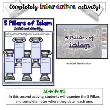 5 Pillars of Islam {Digital}