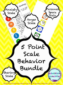 5 Point Scale Bundle