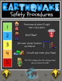 5 Point Scale Earthquake Procedure Visual