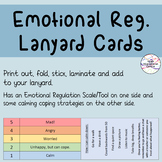 5 Point Scale Lanyard Cards