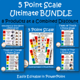 5 Point Scale Ultimate BUNDLE
