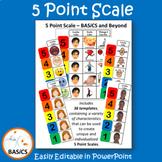 5 Point Scale - BASiCS