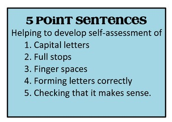Editing Skills- Self Assessment Writing Skills