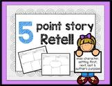 5 Point Story Retell