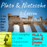 5-Product Philosophy in the Classroom Bundle (for Middle a
