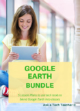 5 Projects to Integrate Google Earth into the Digital Classroom