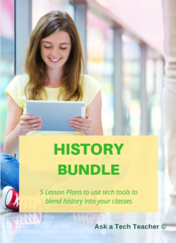 5 Projects to Integrate History into your Lesson Plan