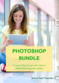 5 Projects to Integrate Photoshop into the Digital Classroom