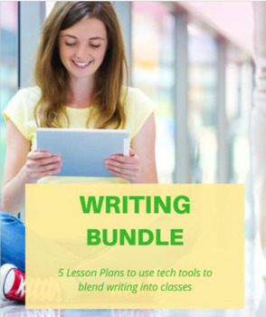 5 Projects to Integrate Writing and Technology