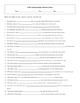 5 Puzzle 25 Most Inspiring Olympic Moments in History Worksheet Set and Keys