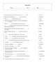 5 Puzzle Cosmos: A Spacetime Odyssey Episode 6 Worksheet S