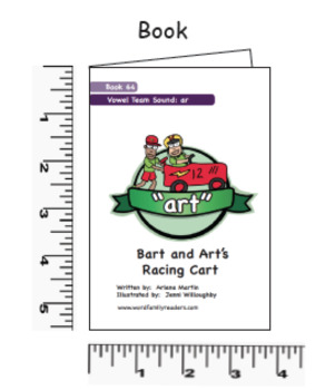 """5 R-Controlled Vowel """"Book Kits"""""""