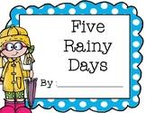 5 Rainy Days Book