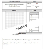 5 Ratio Link Sheets