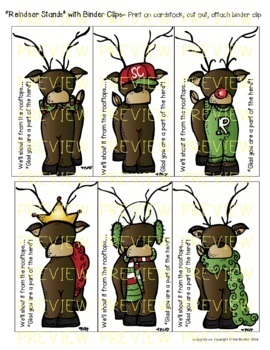 5 Reindeer Dayz for Staff Appreciation