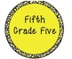 5 Rules for 5th- 5th Grade Five