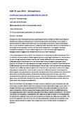 5 Schizophrenia essays. (PDF file)