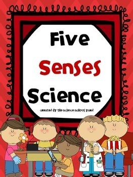 5 Senses Science