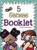 5 Senses Booklet