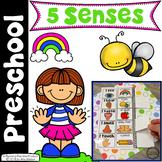 5 Senses Activities