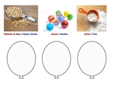 5 Senses - 5 Sentidos - Tactile Balloons - Globos de Tocar - Dual Language