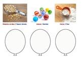 5 Senses - 5 Sentidos - Tactile Balloons - Globos de Tocar