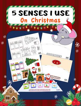 5 Senses Activity for Christmas