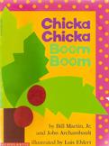 5-Senses Activity using Chicka Chicka Boom Boom; Crazy Coc