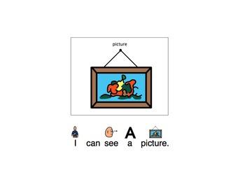 5 Senses Adaptive Book