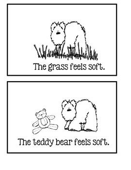 5 Senses Book 5 - Baby Bear What Feels Soft?