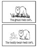 5 Senses Book 5 - Baby Bear What Feels Soft?