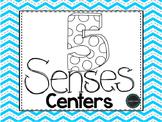 5 Senses Centers